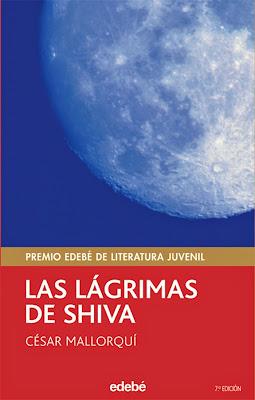 Resultado de imagen de las lagrimas de shiva portada