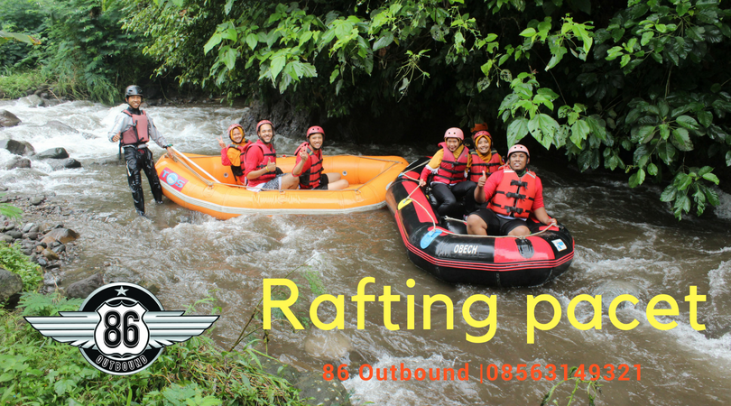 Rafting Pacet 86 Outbound