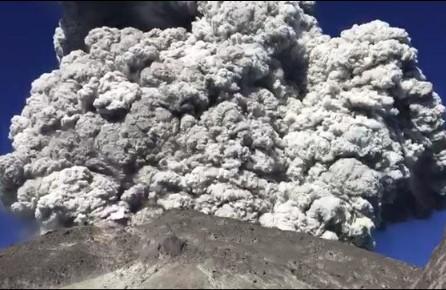 2 Kantung Magma Menunjukkan Merapi Masih Kalem