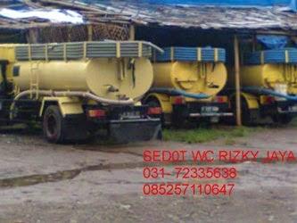 Sedot WC Surabaya Utara Murah Profesional