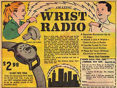 Wrist Radio