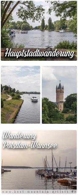 Wanderung Potsdam-Wannsee