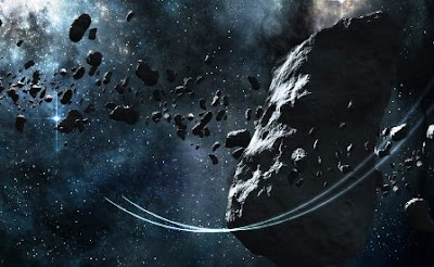 asteroid tata surya