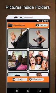 Cara kembalikan foto yang telah terhapus pada perangkat android
