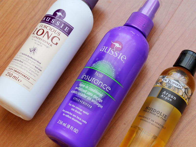 Aussie Hair Care Products