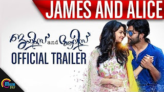 James & Alice Official Trailer