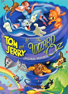 Tom Y Jerry y El Mago de Oz [DVDR Menu Full] Español Latino [ISO] NTSC Descargar