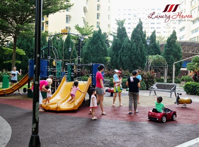 singapore heritage trail forfar heights children playground