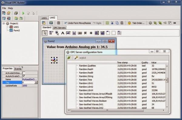 La navaja del Geek: SCADA para Arduino