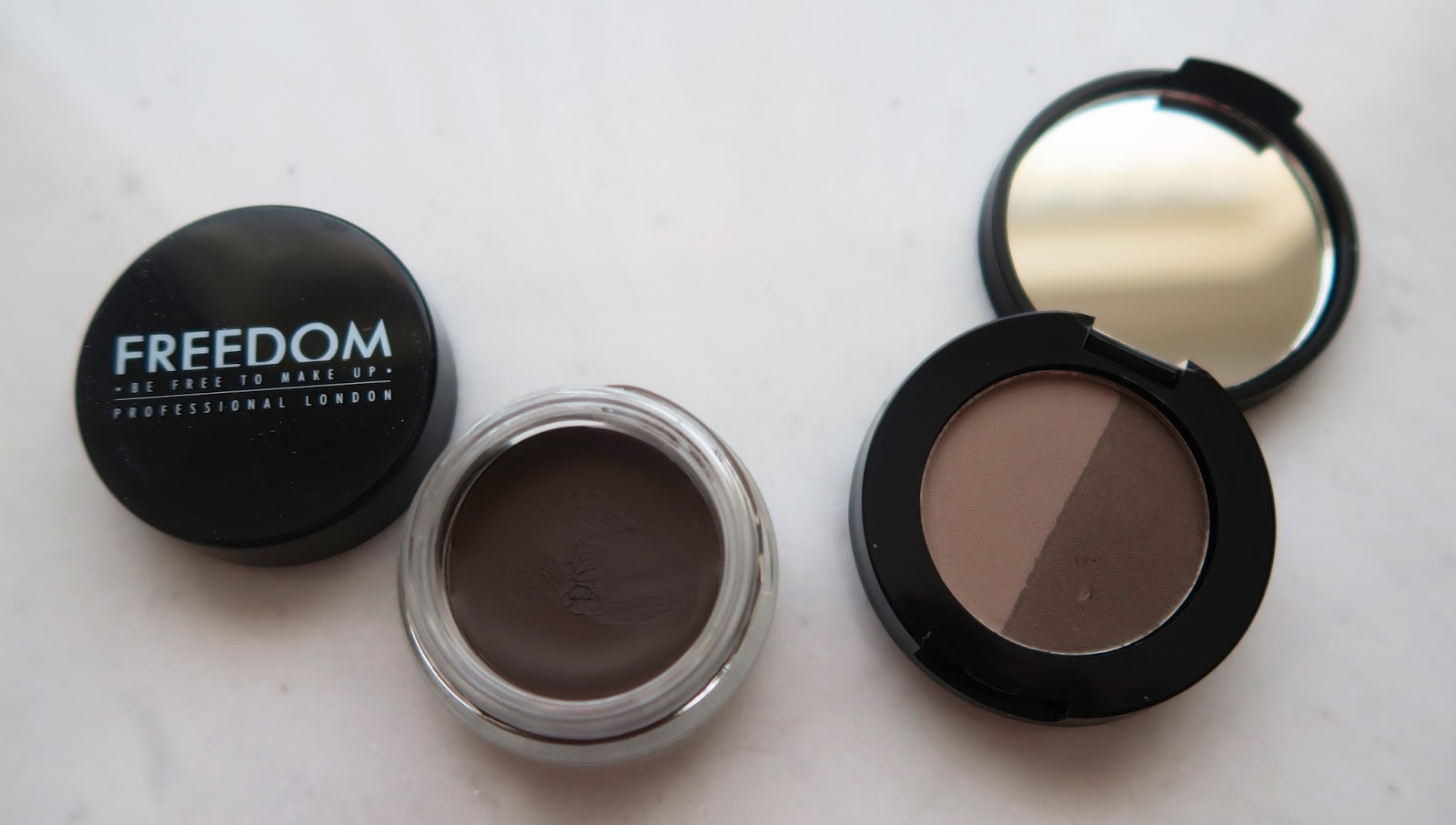 Freedom Brow Products Review Elle And Mimi