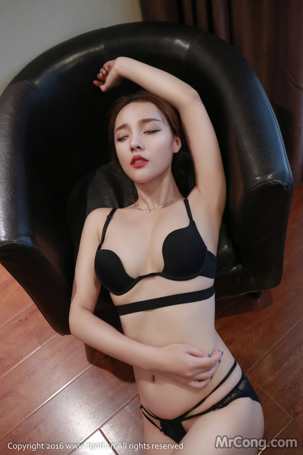 Image MrCong.com-TGOD-2016-07-22-Zhan-Ni-Hua-015 in post TGOD 2016-07-22: Người mẫu Zhan Ni Hua (珍妮花) (40 ảnh)
