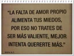 Imagenes Con Frases De Amor Propio Autoestima Mizancudito