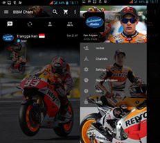 BBM Marquez V3.0.0.18 Terbaru MOD By Trangga Ken (BBM MotoGP Terbaru)
