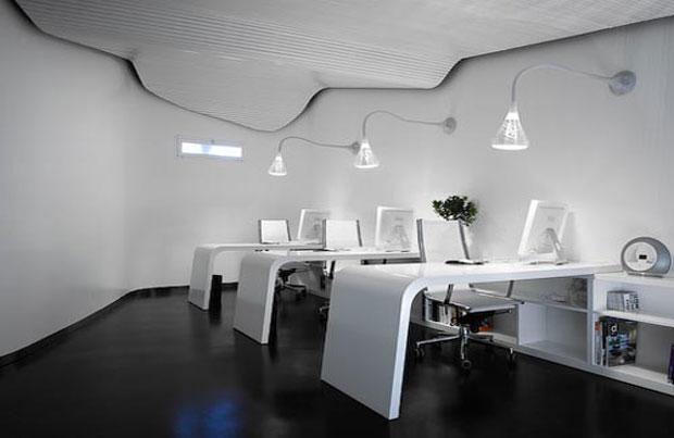 graphic design office design
