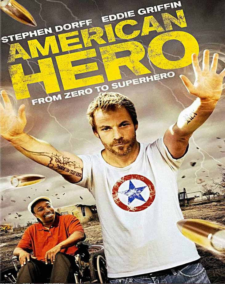 American Hero Torrent – Blu-ray Rip 1080p Legendado (2015)