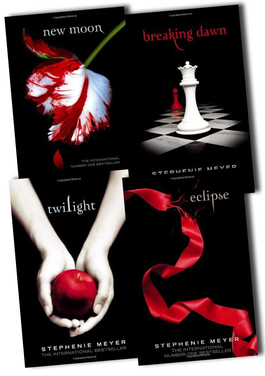 Crepusculo Libro Online Kitab Dost Twilight Saga Complete Collection By Stephenie