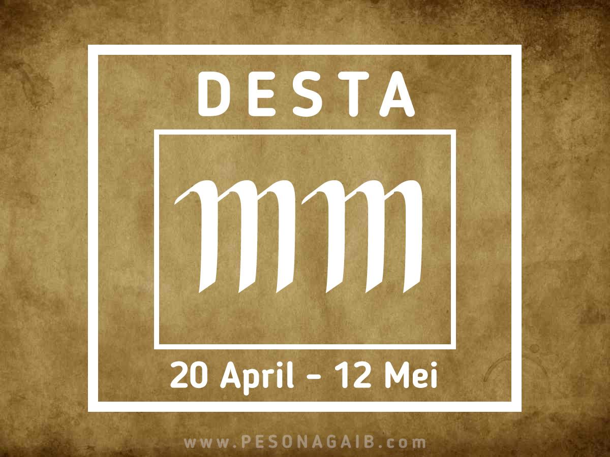 Ramalan Mangsa Desta (20 April – 12 Mei)