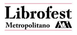 LibroFest Metropolitano 2016 a partir del 30 de Mayo