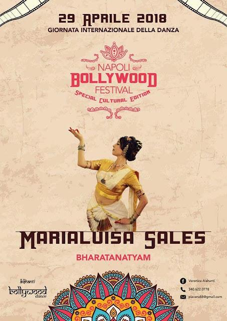 workshop seminario bharatanatyam napoli bollywood festival