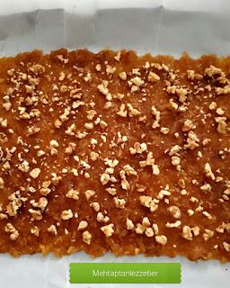 Elmalı Rulo Pasta Harcı