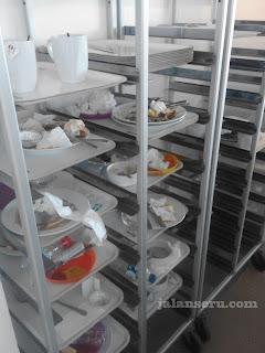 Icip-Icip Makan Enak Di Restoran IKEA Alam Sutra Tangerang