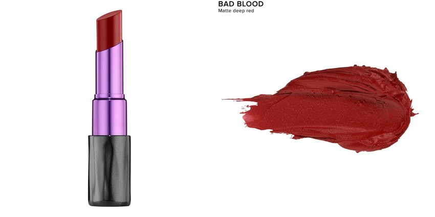 Matte Revolution Lipstick Urban Decay - BAD BLOOD