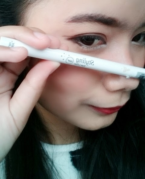 Review Etude House Styling Eye Liner White