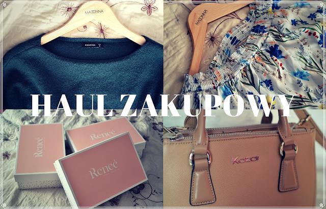 HAUL ZAKUPOWY! - Renee, Kazar, Reserved, Orsay