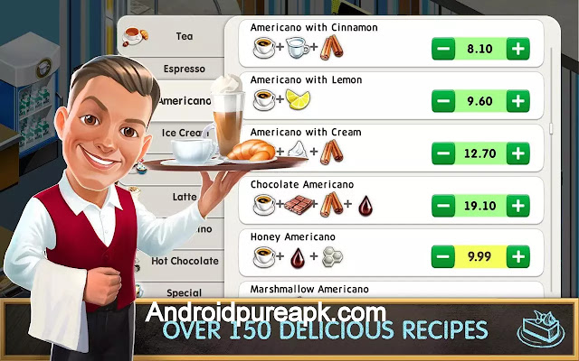 My Cafe: Recipes & Stories Apk Download Mod+Hack+Data