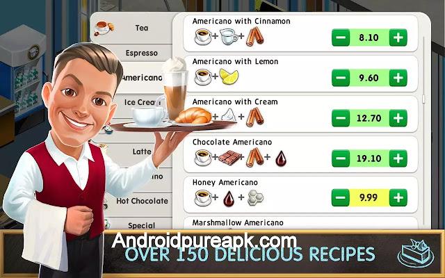 My Cafe: Recipes & Stories Apk Download Mod+Hack+Data