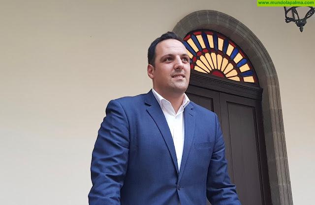Jonathan Felipe recuerda al Gobierno su compromiso para que los ayuntamientos cogestionen los recursos de FDCAN