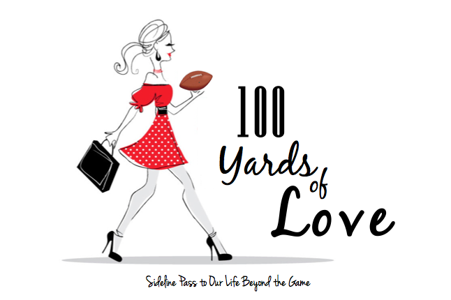 100 Yards of Love