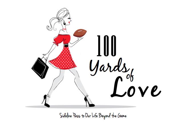 100 Yards of Love