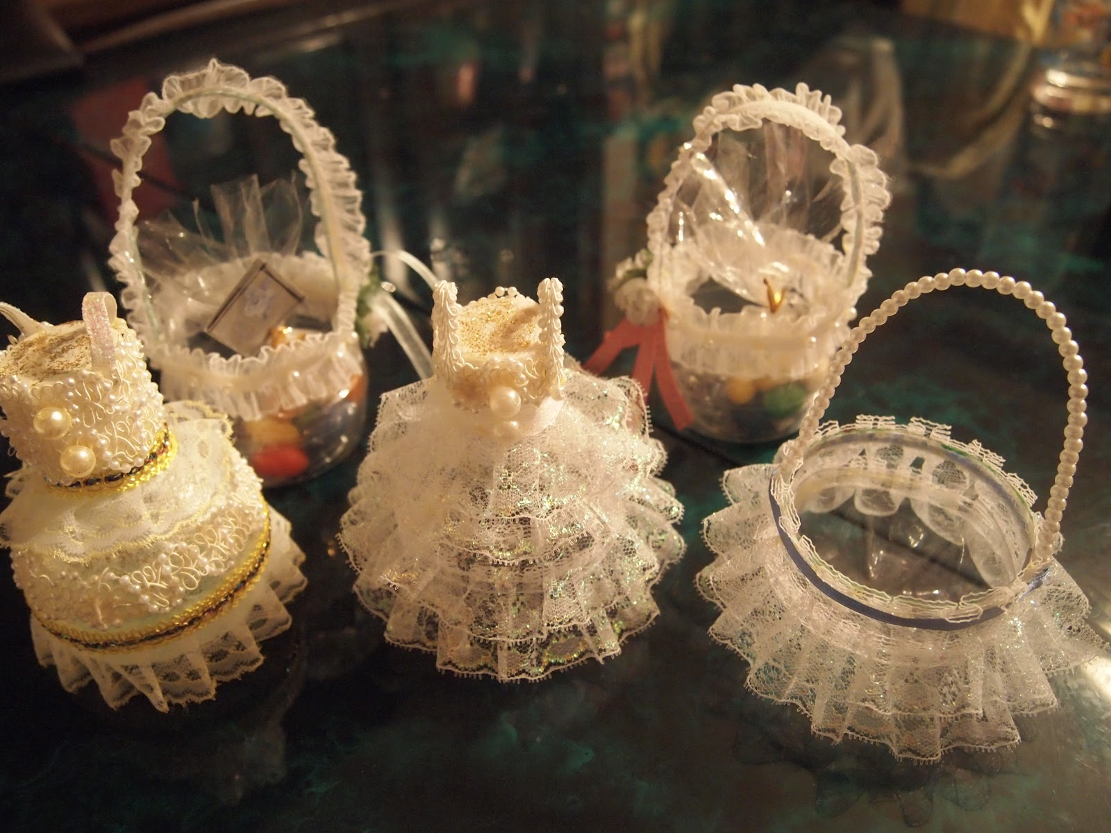 Creative Diy Wedding Gifts: Ysahs Creative Hobby: D.I.Y. Creative Ideas For Wedding Favors