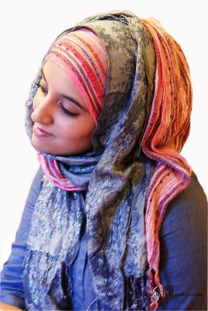 konsep fotografi hijab