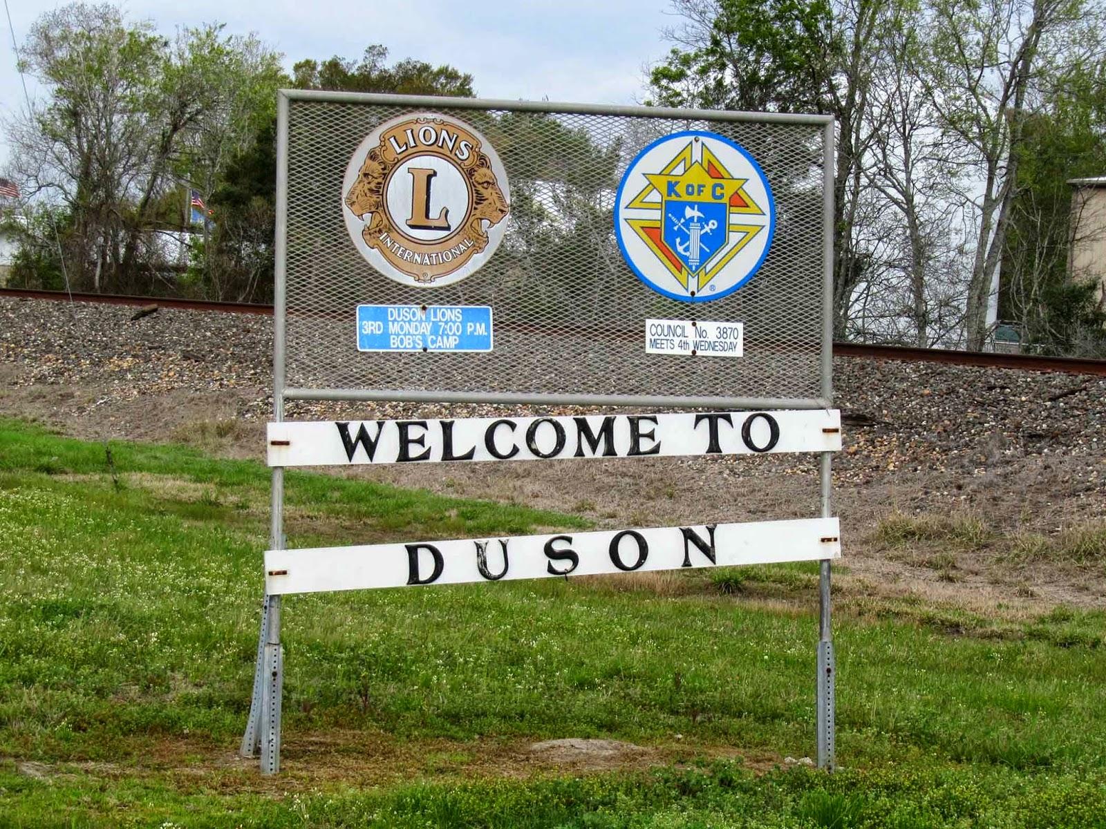 Duson Louisiana fonte: 4.bp.blogspot.com