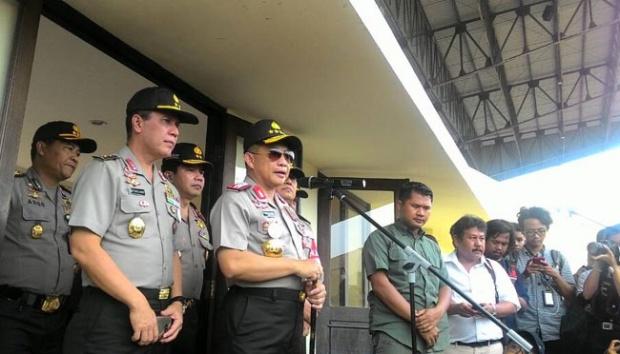 Kapolres Solok Dicopot karna Lemah Hadapi Persekusi, Imam FPI Sumbar Kecewa