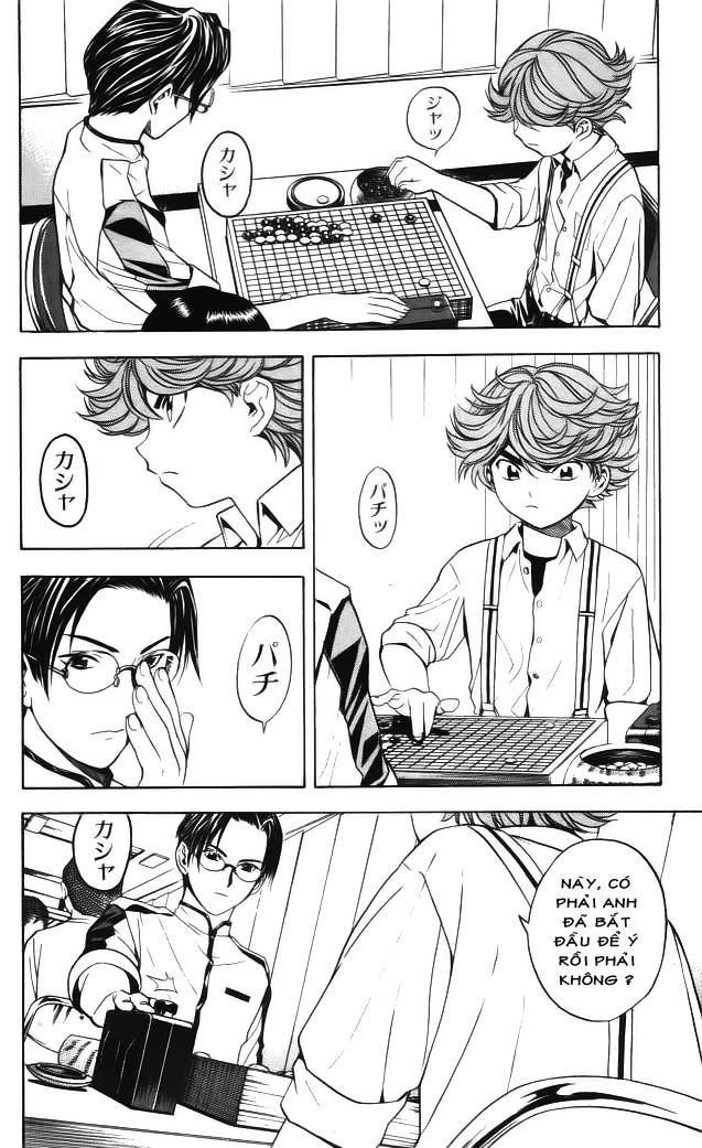 Hikaru No Go hikaru no go chap 27 trang 16