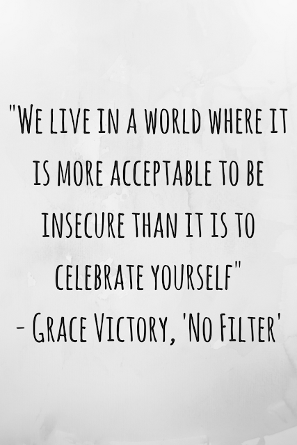 Review of 'No Filter' by Grace Victory