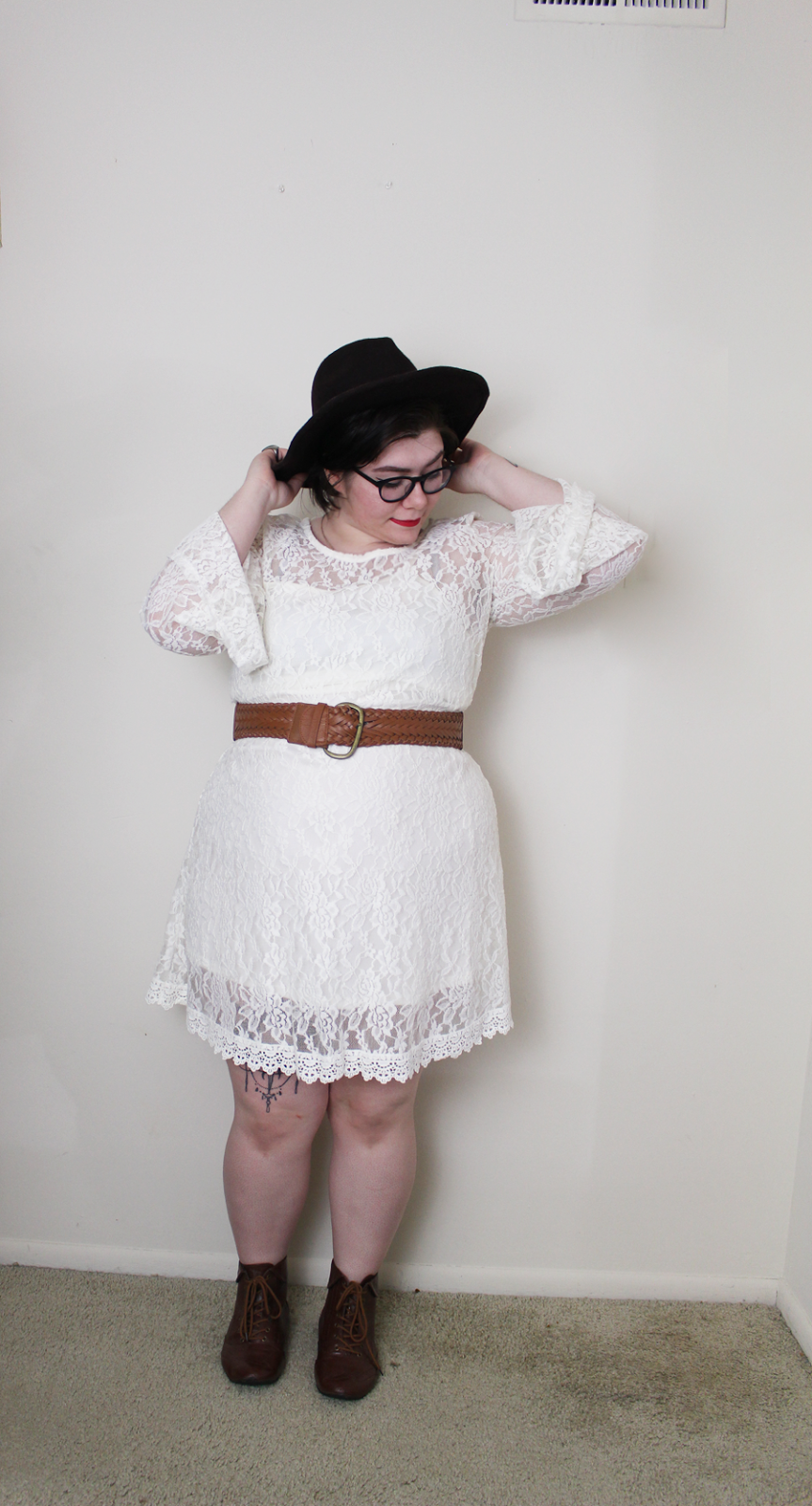Lace Affair, a look on katielikeme.com fashion, style, spring