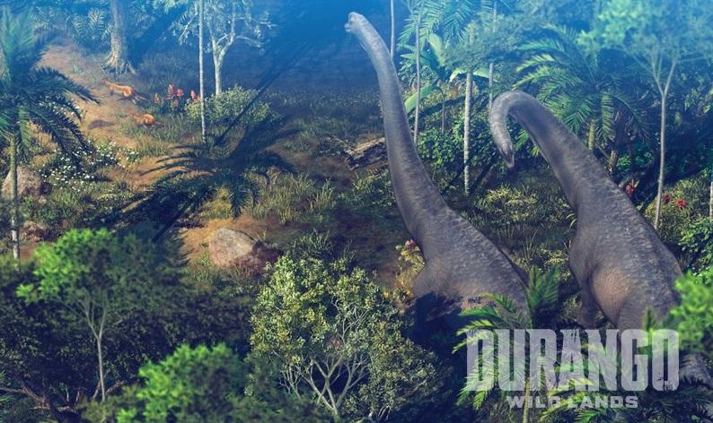 Durango APK Download dianosaurs