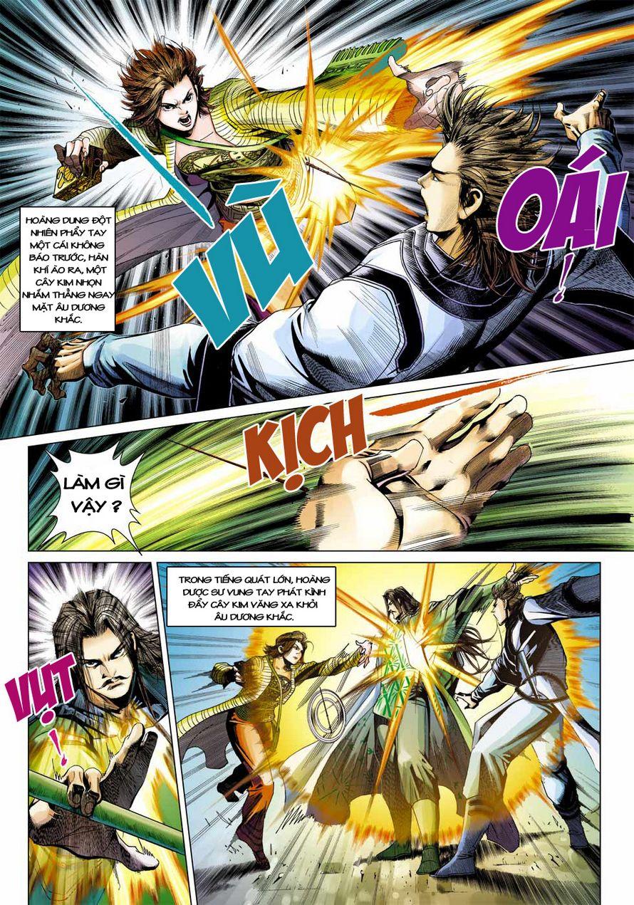 Anh Hùng Xạ Điêu anh hùng xạ đêu chap 43 trang 23
