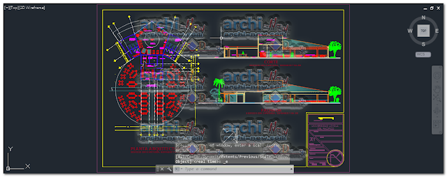 Download-AutoCAD-coffee-bar-gymnasium-dwg-cad