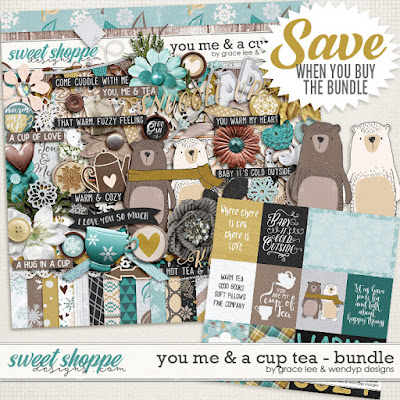 You Me and A Cup of Tea Bundle