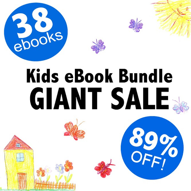 Save 89% on this Kids eBook Bundle, which includes educational printables for kids, eBooks with hundreds of activities and crafts for kids, quiet book patterns, children's stories, and more! Valid from November 23-December 14, 2015 ONLY! - And Next Comes L