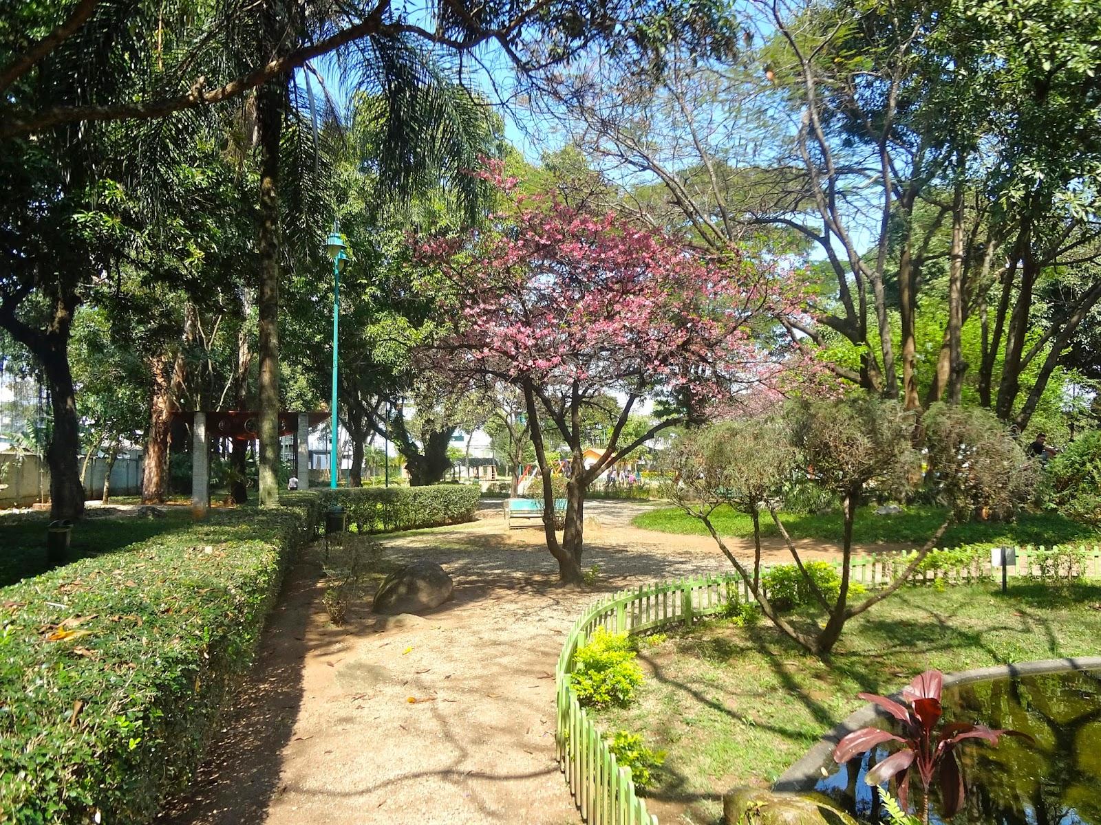 Parque Santos Dumont em São José dos Campos