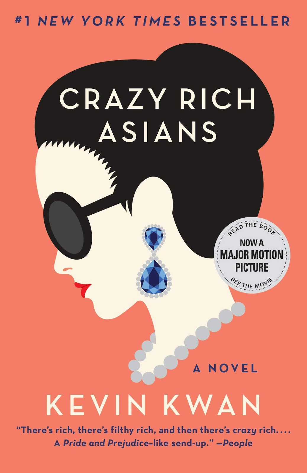 Kevin Kwan - Crazy Rich Asians - Bahasa Indonesia (Half)