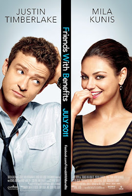 [18+] Friends With Benefits 2011 Dual Audio Hindi 480p BRRip 350MB