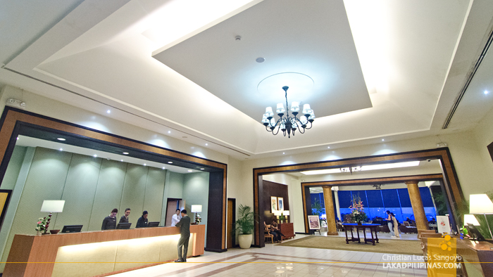 Taal Vista Hotel Tagaytay Lobby