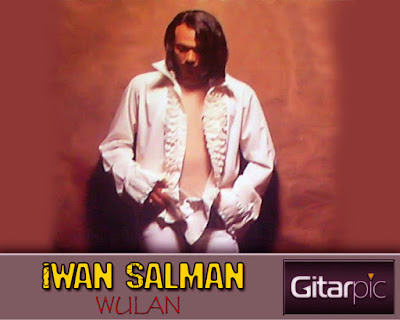 Chord Gitar Iwan Salman - Wulan